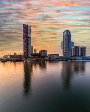 Stad aan het water van Alvin Aarnoutse