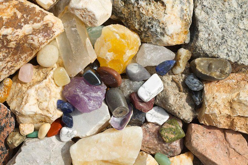 Schitterende stenen van Berthilde van der Leij