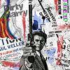 Dirty Harry von Rene Ladenius Digital Art Miniaturansicht