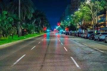 Les routes américaines à Valence sur