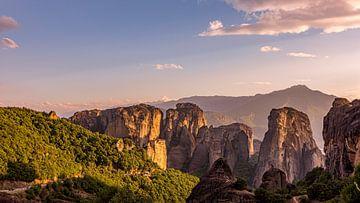 Meteora Griekenland van Tamara Stamoulis