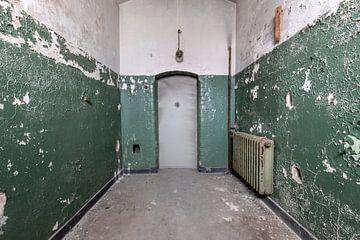 Prison van