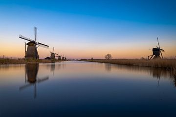 Hollandse windmolens van Maikel Brands