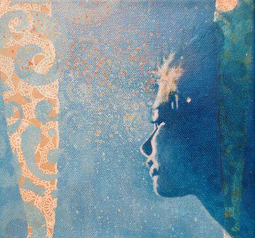 Oneindigheid van Helma van der Zwan