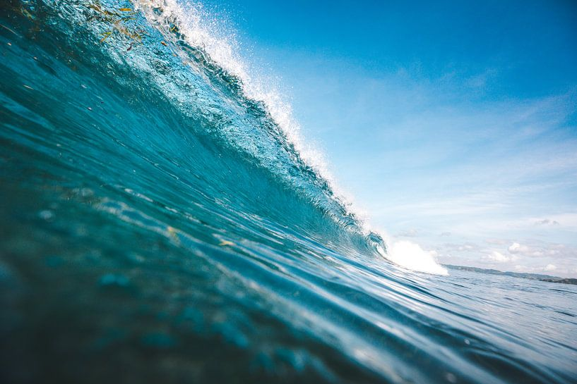 Lombok golven van Andy Troy