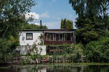 Weekendhuisje aan het kanaal van Norbert Sülzner