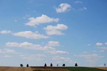 Wolkenlucht  van Spijks PhotoGraphics