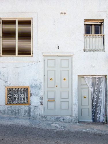 Maltese deurtjes van