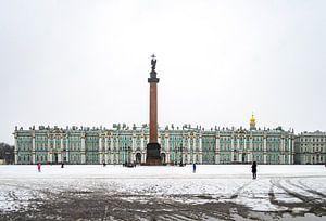 Winterpaleis Sint-Petersburg van