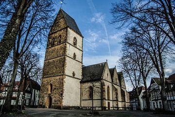 Evangelische Kirche, St. Johanniskirche von Norbert Sülzner