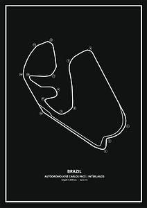 BRAZIL GRAND PRIX   Formula 1