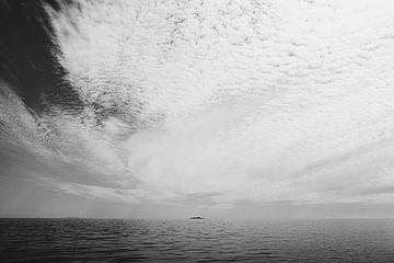 Wegträumen in Richtung Utopie von Pieter Vandenhoudt