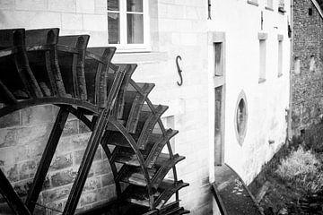 Wassermühle von Lombok in Maastricht von Streets of Maastricht