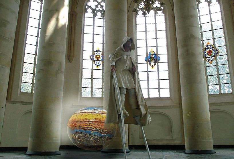 Blind Faith van Hans van der Pol