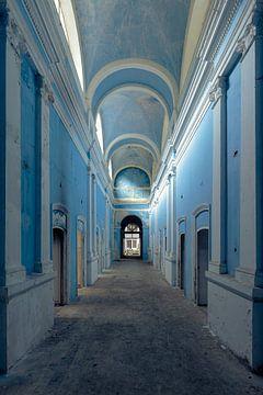 Magisches Blau von Jeroen Kenis