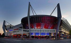 PSV Stadium Eindhoven Holland von Maurits van Hout