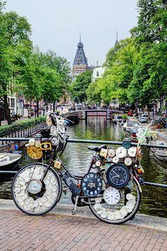 Centre-ville d'Amsterdam Pays-Bas sur Hendrik-Jan Kornelis