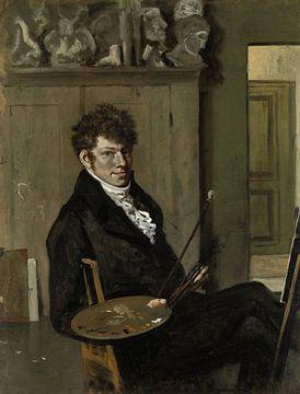 Selbstbildnis, Wouter Johannes van Troostwijk