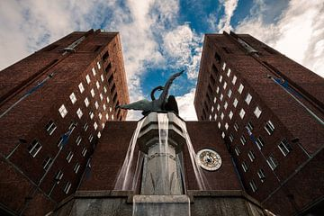 Stadhuis, Oslo van