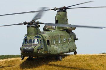 Koninklijke Luchtmacht CH-47 Chinook von Dirk Jan de Ridder