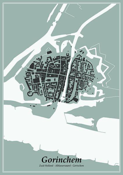 Vestingstad - Gorinchem van Dennis Morshuis
