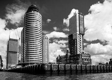 Hotel New York op de Kop van Zuid Rotterdam van huub claessens