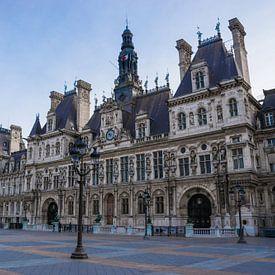 Parijs, Hotel de Ville van Patrick Verhoef
