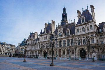 Parijs, Hotel de Ville