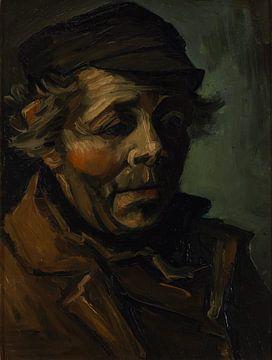 Studie eines Bauern, Vincent van Gogh