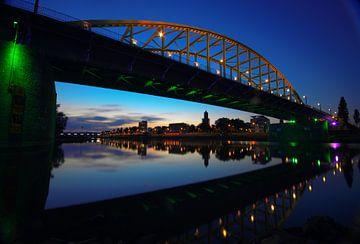 Le pont John Frost sur Remco Artz