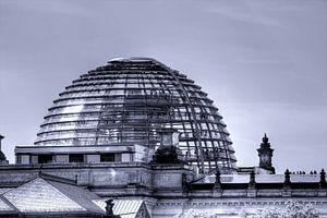 Berlijn Reichstag Koepel