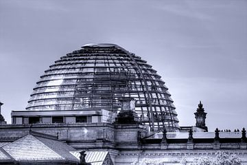 Berlin Reichstag Kuppel von Jan Brons