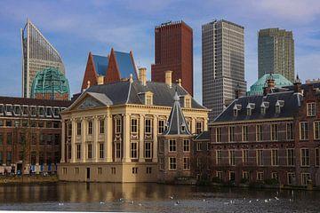 Skyline Den Haag van Sjors Gijsbers