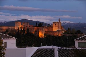 Alhambra bij nacht II