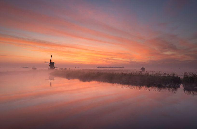 Morgenglühen von Raoul Baart