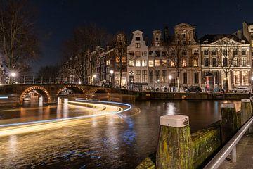 Amsterdamer Grachten von Robert Gort