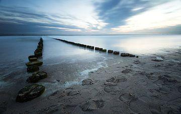 Die versteckten Pole im Meer von Nathan Marcusse