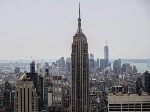 Overzicht Manhattan