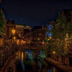 Vismarkt, Utrecht van Robin Pics
