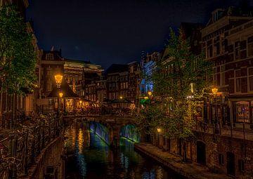 Vismarkt, Utrecht von Robin Pics (verliefd op Utrecht)