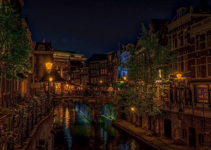 Vismarkt, Utrecht van Robin Pics (verliefd op Utrecht)