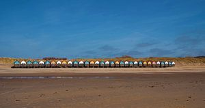 Beachhouses sur Remco Mange