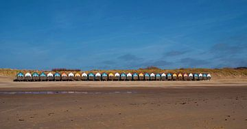 Strandhuizen van Remco Mange