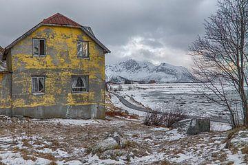 Verlassenes Haus von Riccardo van Iersel
