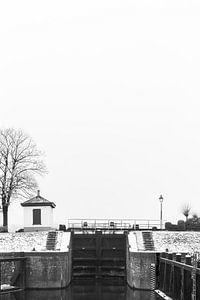 Winters Katerveer