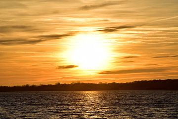 Zonsondergang van Marcel Ethner
