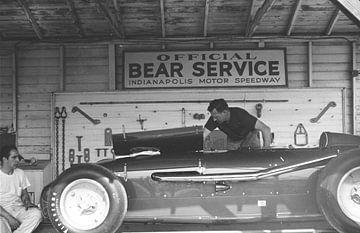 INDY 500 1953 sur Jaap Ros