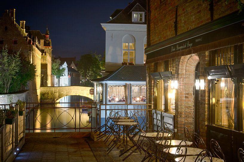 Brugge verlicht van Mark Bolijn