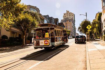 San Francisco tram van Martijn Bravenboer