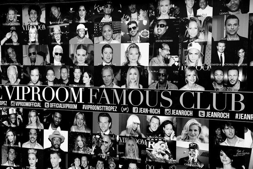 VIP Room Saint-Tropez van Tom Vandenhende